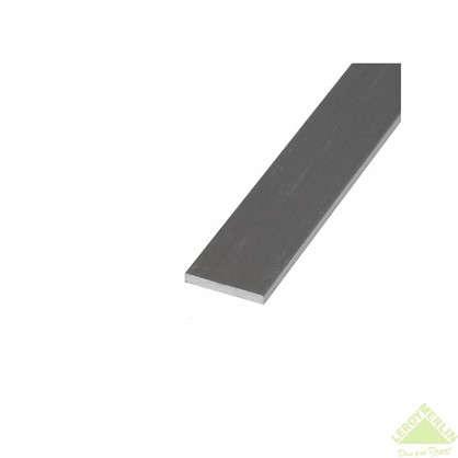 Пластина крепежная 1000x40х2 мм алюминий