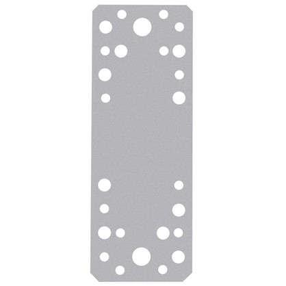 Пластина крепежная 180x65x2 мм сталь