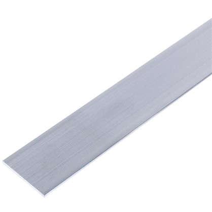 Купить Пластина крепежная 2000x30х2 мм алюминий дешевле