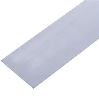Пластина крепежная 2000x50х2 мм алюминий