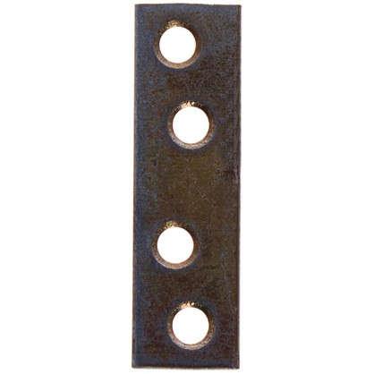 Пластина перфорированная 50x15 мм