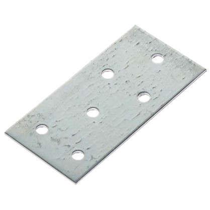 Купить Пластина соединительная 40х80х1.8 мм дешевле