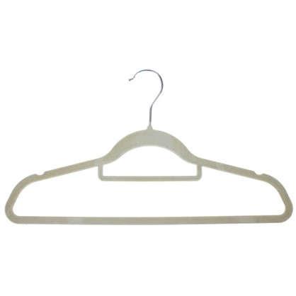 Плечики для одежды Spaceo цвет бежевый 3 шт.