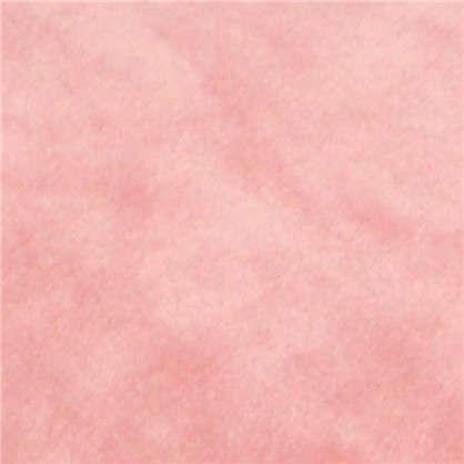 Плед 180х200 см фланель цвет розовый