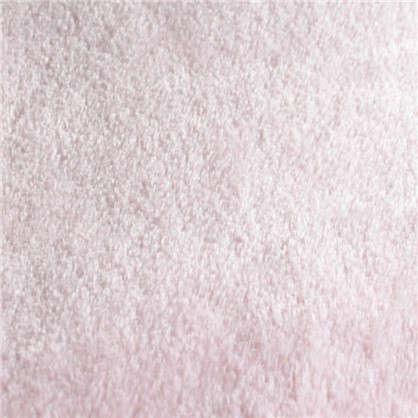 Плед фланелевый 180х200 см цвет розовый