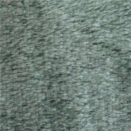 Плед фланелевый 180х200 см цвет зеленый