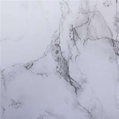 Пленка самоклеящаяся 3958 0.45х8 м мрамор цвет черно-белый