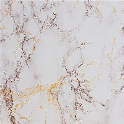 Купить Пленка самоклеящаяся 3960 0.45х2 м мрамор цвет серебристый/бежевый дешевле