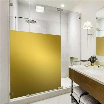 Пленка самоклеящаяся 6007 0.45х2 м голограф цвет золотистый