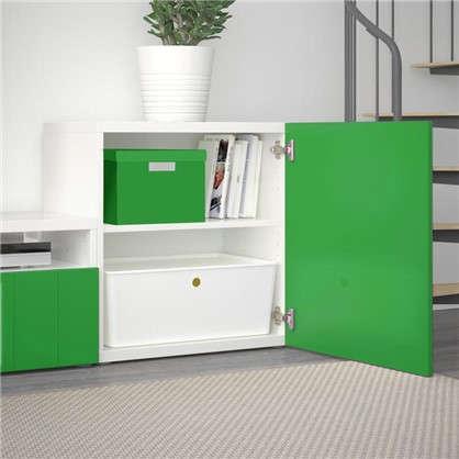 Пленка самоклеящаяся 7046В 0.45х2 м цвет зеленый глянцевый