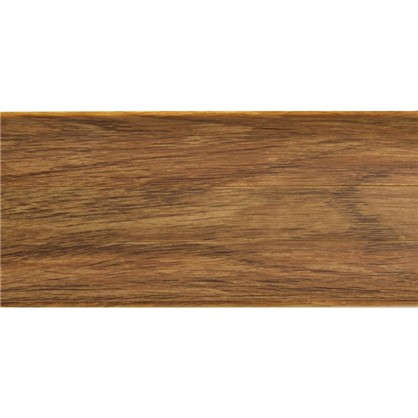 Купить Плинтус напольный Artens ПВХ 65 мм 2.5 м цвет катания дешевле
