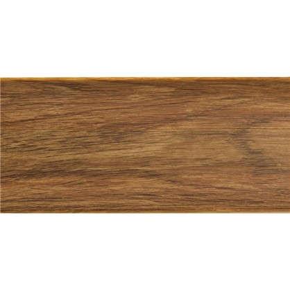 Плинтус напольный Artens ПВХ 65 мм 2.5 м цвет катания