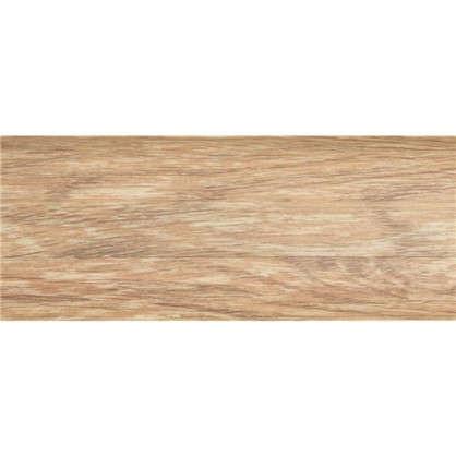 Плинтус напольный Artens ПВХ 65 мм 2.5 м цвет верона
