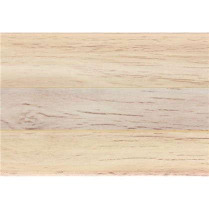 Плинтус напольный ПВХ 47 мм 2.5 м цвет дуб арктический