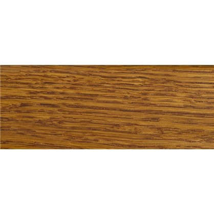 Купить Плинтус напольный шпон 58 мм 2.2 м цвет дуб антик дешевле