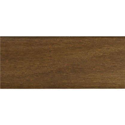 Купить Плинтус напольный шпон 58 мм 2.2 м цвет дуб хани дешевле