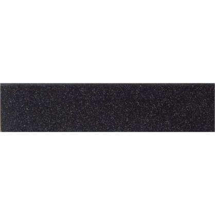 Плинтус неполированный EG10 7x30 см цвет чёрный