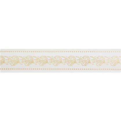 Потолочный плинтус А 4020 200х5.4 см цвет золотой