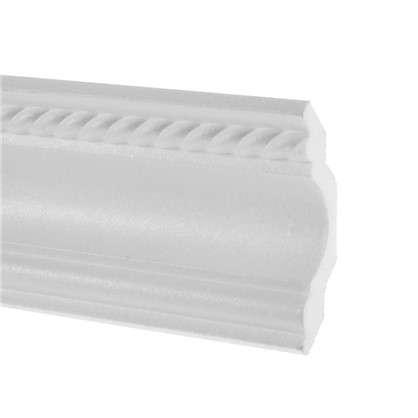 Потолочный плинтус C103/80 200х5.5 см цвет белый цена