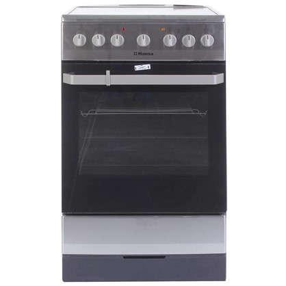 Купить Плита электрическая Hansa FCCX54109 50 см цвет хром дешевле