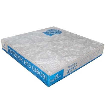 Купить Потолочная плитка бесшовная Лувр 2 м дешевле