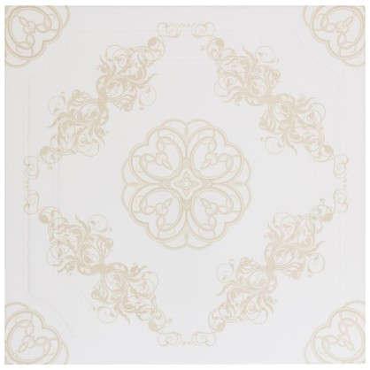 Купить Потолочная плитка экструдированная FX Ф1-019 2 м2 цвет золотой дешевле