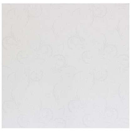 Купить Потолочная плитка экструдированная FX Весна 2 м2 цвет жемчуг дешевле
