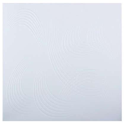 Купить Потолочная плитка экструдированная VTM 0884 2 м2 50х50 см экструдированный полистирол цвет белый дешевле