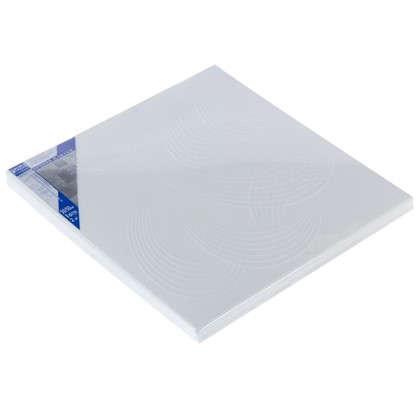 Потолочная плитка экструдированная VTM 0884 2 м2 50х50 см экструдированный полистирол цвет белый
