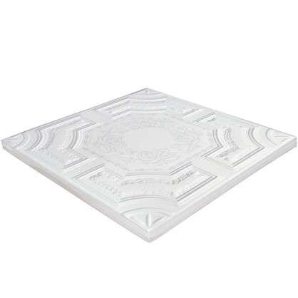 Купить Потолочная плитка Империал 2 м цвет жемчужный дешевле