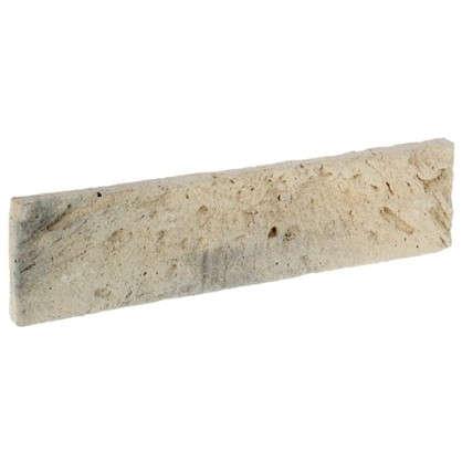 Плитка декоративная Дерри Брик цвет бежевый 0.62 м2