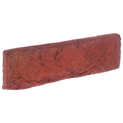 Купить Плитка декоративная Лондон Брик цвет коричневый дешевле
