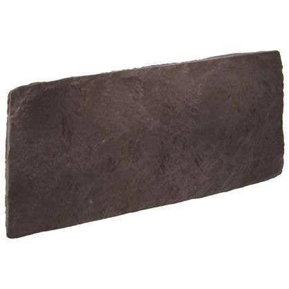 Купить Плитка Доломит цвет шоколадно-коричневый дешевле