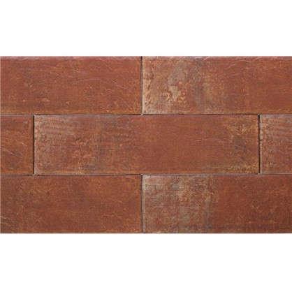 Купить Плитка фасадная Loft brick chili 0.6 м2 дешевле