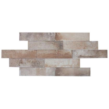 Плитка фасадная Piatto sand 0.48 м2