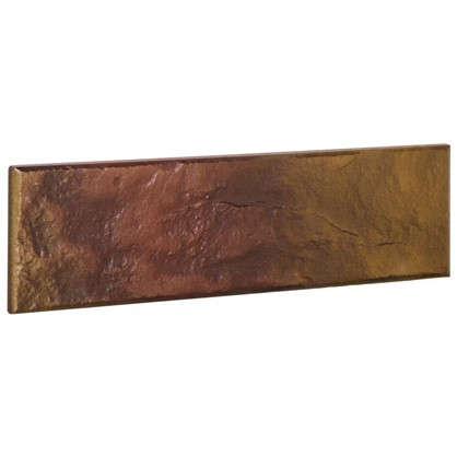 Плитка клинкерная Cerrad Rustico Colorado 0.5 м2