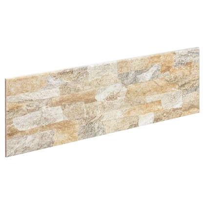 Плитка клинкерная фасадная Cerrad Aragon brick 0.6 м2