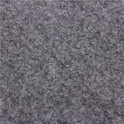 Плитка ковровая модульная Стронг 3 м2 цвет серый