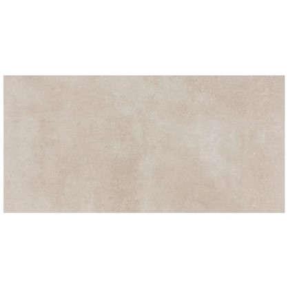 Плитка наcтенная Белая волна 20х40 см 1.58 м2 цвет тёмно-бежевый