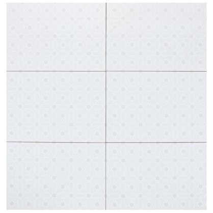 Плитка наcтенная Марокко 7С 27.5х40 см 1.65 м2 цвет белый
