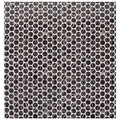 Плитка наcтенная Помпеи 1 27.5х40 см 1.65 м2 цвет коричневый