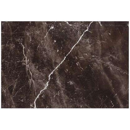 Купить Плитка наcтенная Помпеи 1Т 27.5х40 см 1.65 м2 цвет черный дешевле