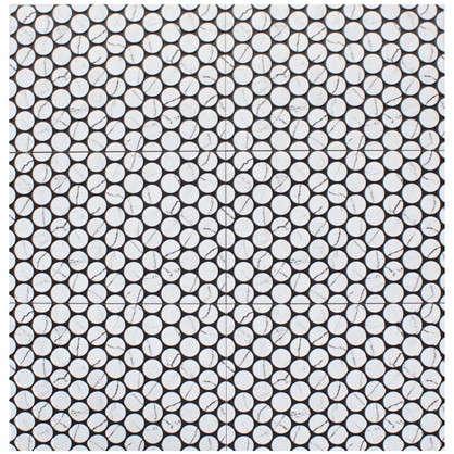 Плитка наcтенная Помпеи 7 27.5х40 см 1.65 м2 цвет белый