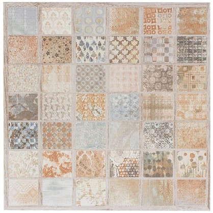 Купить Напольная плитка Chic Decor 33x33 см 1.45 м2 цвет серый дешевле