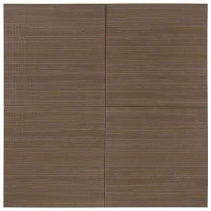 Купить Напольная плитка Classics 30х30 см 0.99 м2 цвет коричневый дешевле