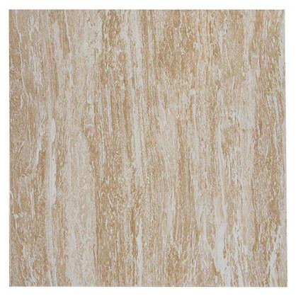 Купить Напольная плитка Dinasty 45x45 см 1.42 м2 цвет коричневый дешевле