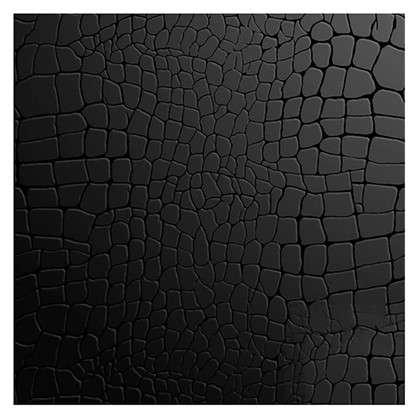 Купить Напольная плитка Golden Tile Кайман 30х30 см 1.35 м2 цвет чёрный дешевле