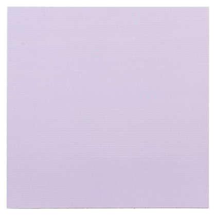 Купить Напольная плитка Лила 41.8х41.8 см 1.747 м2 цвет фиолетовый дешевле