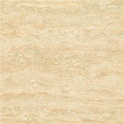 Напольная плитка Marmi Beige 33.3х33.3 см 1.33 м2 цвет бежевый