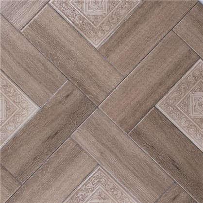 Напольная плитка Ранчо 41.8х41.8 см 1.747 м2 цвет серый